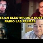 Entrevista a JF Calero en RADIO LAS PALMAS