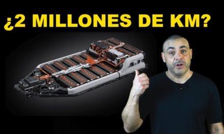 ¿UNA BATERíA de 2 MILLONES DE KM?