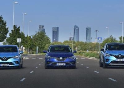 Gama Renault E-TECH