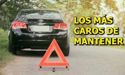 TOP AVERÍAS Y MANTENIMIENTO