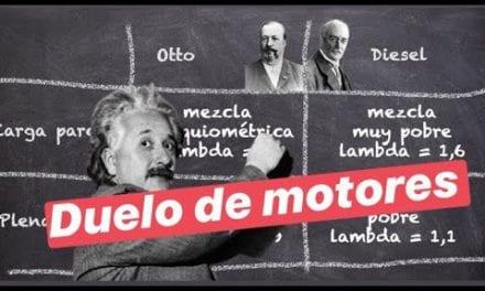 ¿CÓMO FUNCIONA? MOTOR DIESEL y MOTOR de GASOLINA