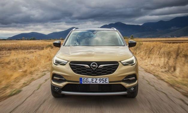 Opel identifica la conducción 100% eléctrica en su PHEV