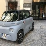 Nuevo Citroën Ami. La movilidad amiga.