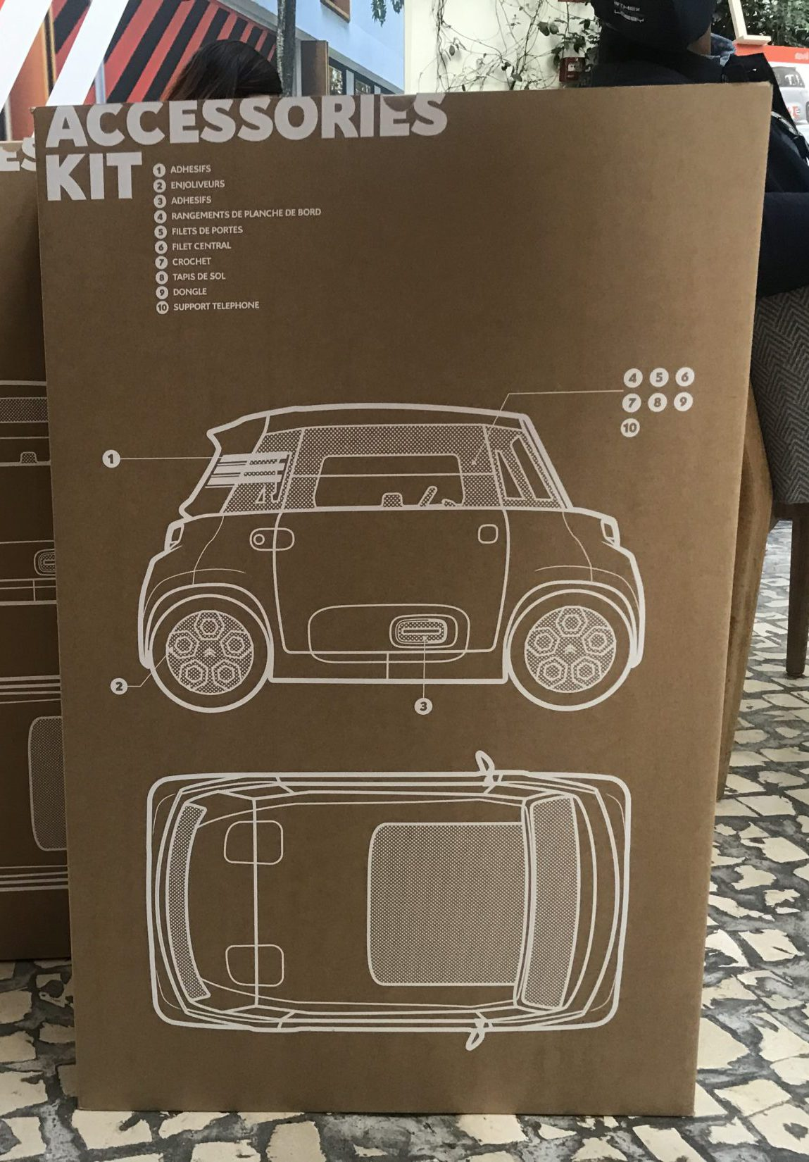 Kit Accesorios Ami