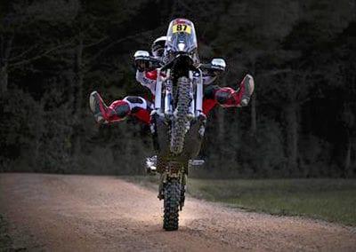 Rieju Dakar Team