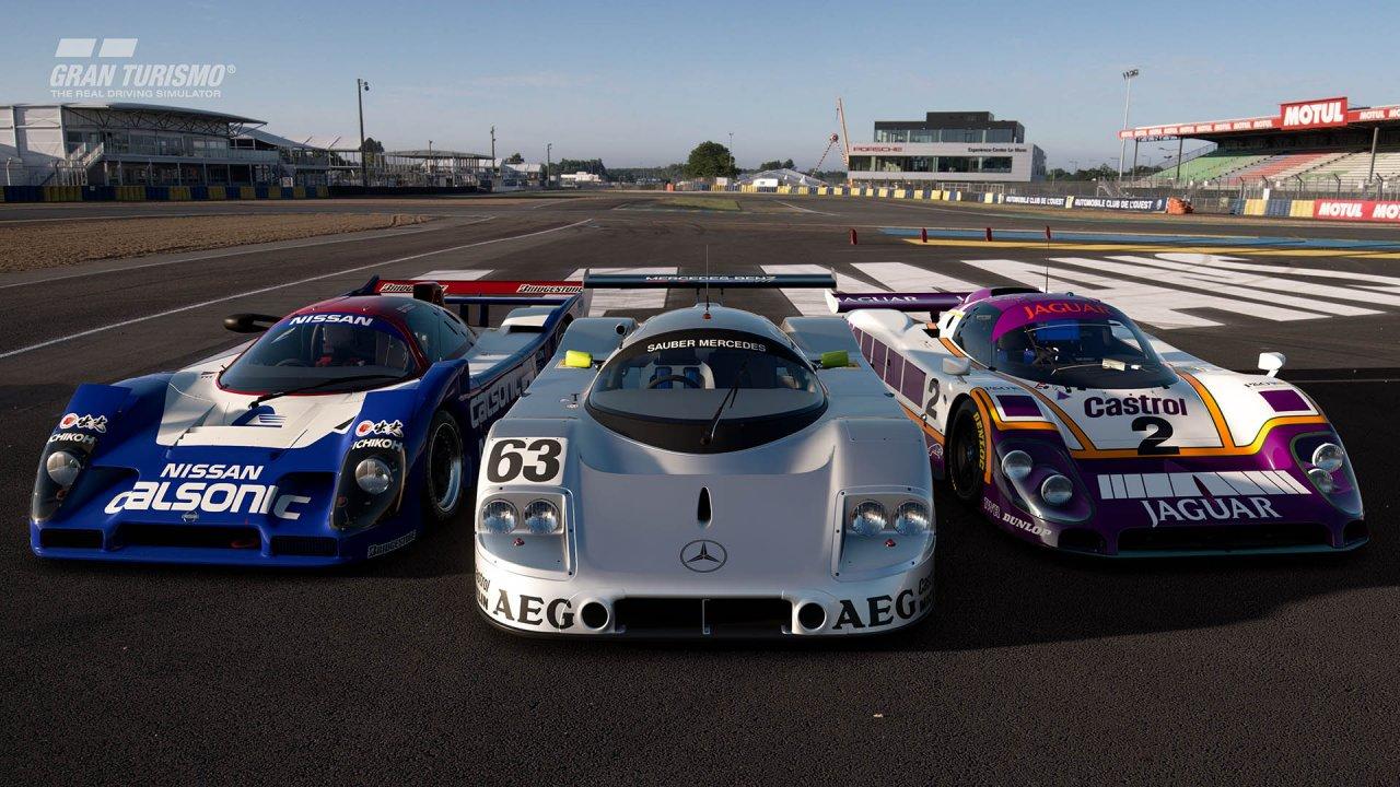 Gran Turismo Sport Collector's ed.