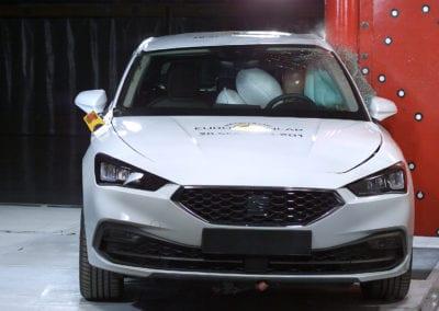 SEAT Leone-Hybrid 2020 crash test