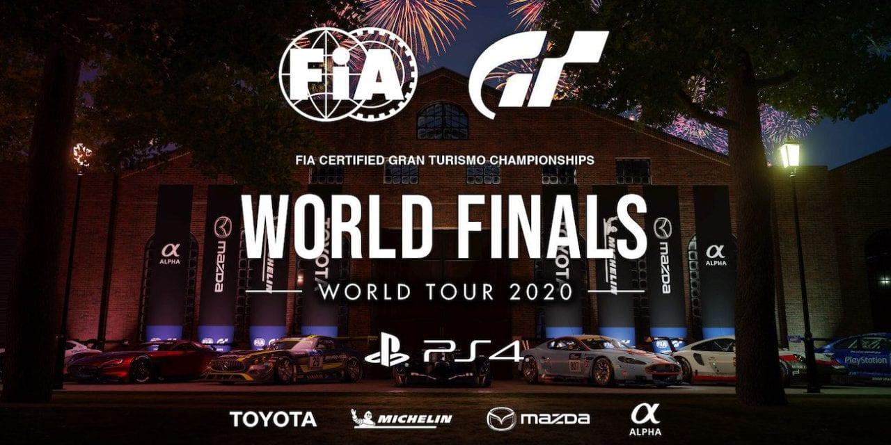Campeonatos FIA Gran Turismo 2020   Copa de Naciones   Finales mundiales  