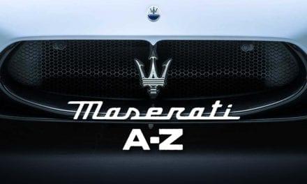 106 Aniversario de Maserati. Pasado, Presente y Futuro de la Marca