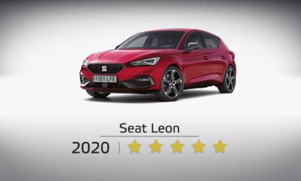 SEAT Leon 2020 Crash Test Euro NCAP ⭐⭐⭐⭐⭐ 5 estrellas