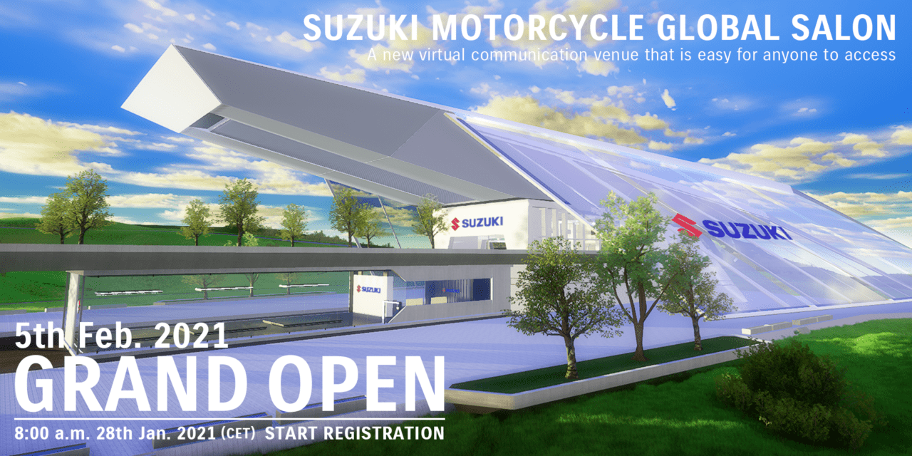 SUZUKI MOTORCYCLE GLOBAL SALON