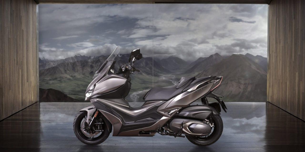 Nuevo Xciting S 400 de KYMCO