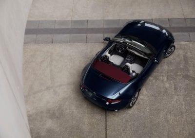 Mazda MX-5 2021 Blue&Red Edition
