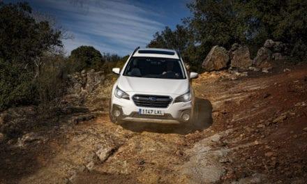 Subaru Outback 2.5i CVT GLP
