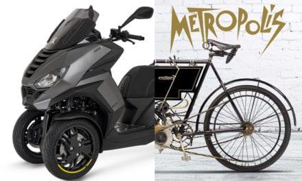 Nuevas PEUGEOT METRÓPOLIS GT y SW 2021