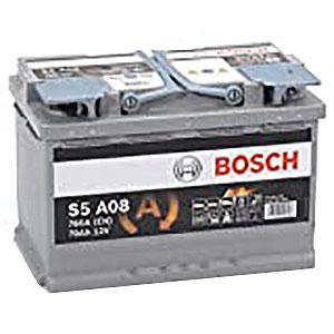 Batería Bosch S5 A08 AGM