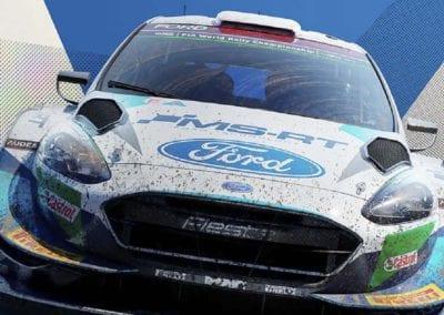 WRC 10 es una de las últimas entregas de KT Racing