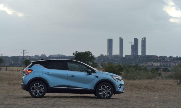 Renault Captur Híbrido Enchufable. Con tecnología E-TECH de la F1.
